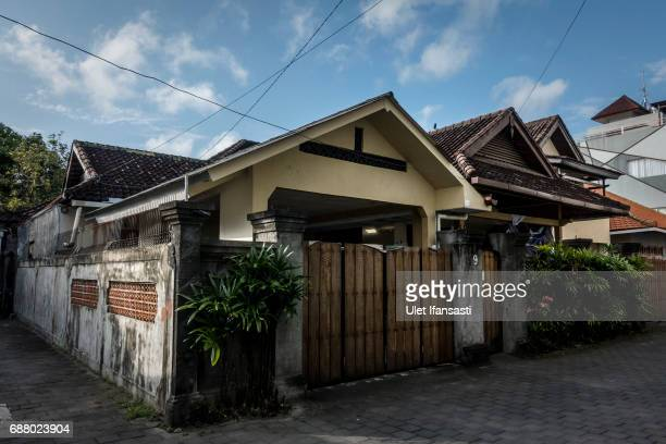 The villa where Schapelle Corby is living on May 25 2017 in Bali Indonesia Schapelle Corby was arrested in 2004 for attempting to smuggle 41...