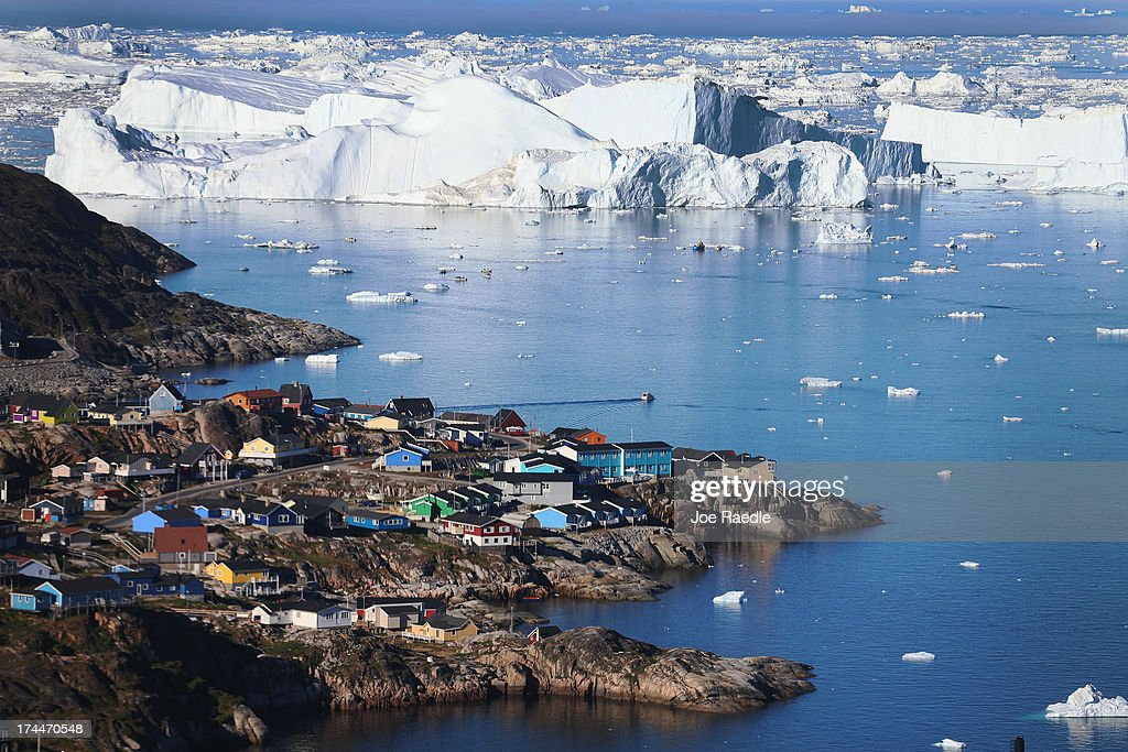 Greenland: Studying Global Warming