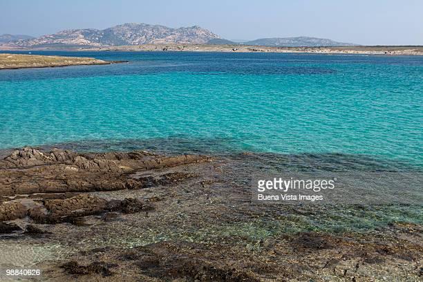 The village of Stintino, in Sardinia.