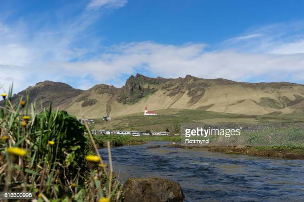 The village of Vik is the southernmost village in Iceland