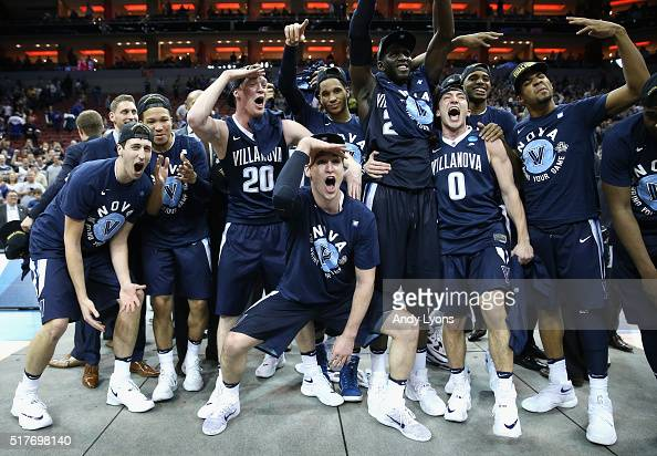 villanova wildcats stock photos and pictures getty images