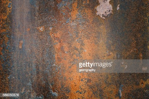 The vintag rusty grunge steel textured background : Stock Photo