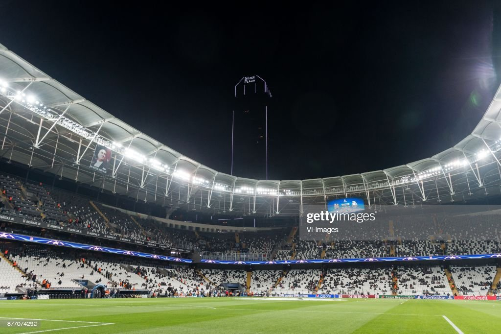 Besiktas v FC Porto - UEFA Champions League