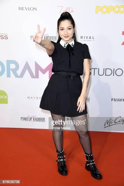 The Voice of Germany Talent Melisa Toprakci attends the Stylorama on November 18 2017 in Dortmund Germany