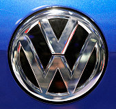 detroit mi volkswagen logois shown at