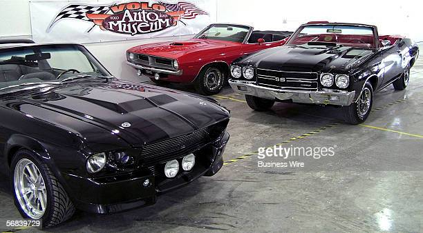The Volo Auto Museum will display the three most powerful and valuable muscle cars to ever come off a Detroit assembly line at this year's Chicago...