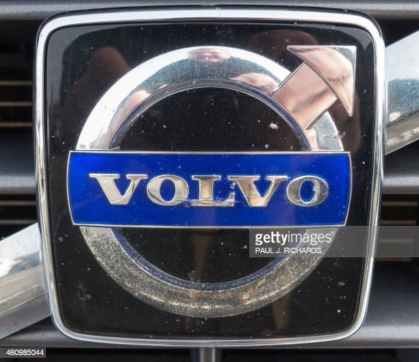 Volvo Logo Stock Photos And Pictures