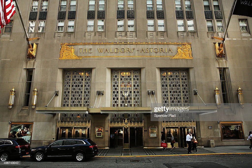 hilton to sell landmark waldorf astoria hotel for close to