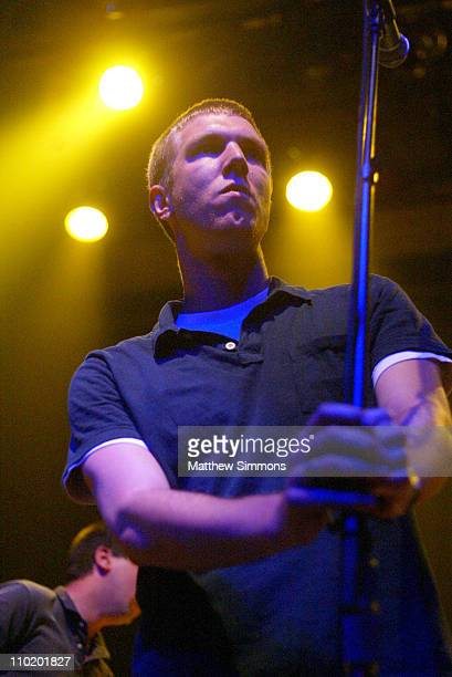 The Walkmen during Modest Mouse Performs at Avalon Hollywood July 18 2004 at Avalon Hollywood in Hollywood California United States