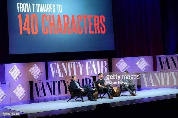 The Walt Disney Company Chairman and CEO Bob Iger Twitter CoFounder and Chairman and Square CEO Jack Dorsey and The New York Times Columnist Andrew...