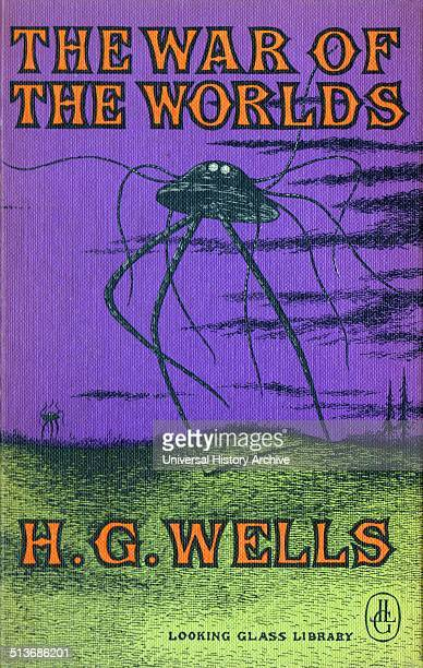 The War of the Worlds is a science fiction novel by English author H G Wells