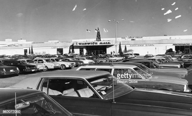 The Warwick Mall in Warwick RI on Dec 7 1975
