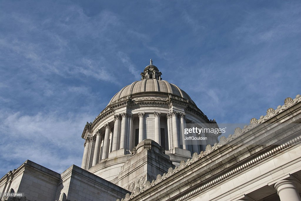 Washington State Capitol Building Dome