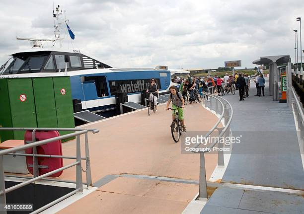 The Waterbus is a public transportation system on the River Maas linking Rotterdam to Dordrecht and with several smaller branch lines South Holland...