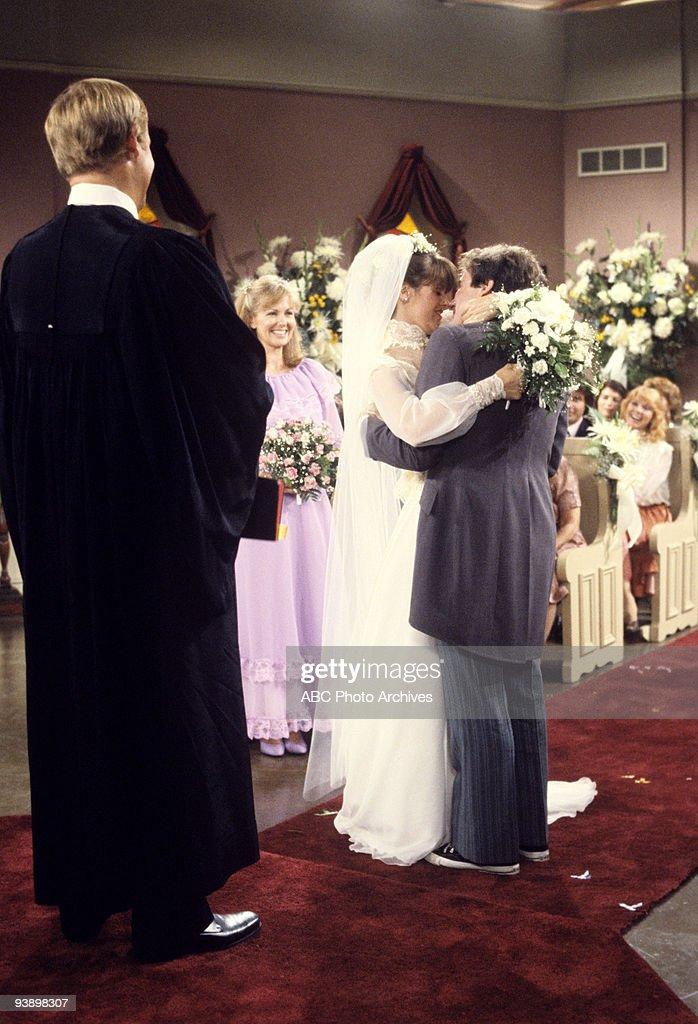 MORK MINDY 'The Wedding' 10/15/81 Extras Pam Dawber Robin Williams