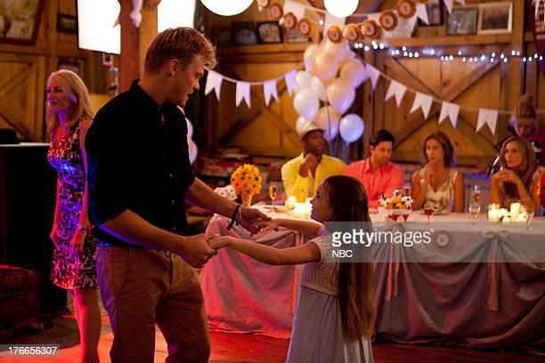 CAMP 'The Wedding' Episode 107 Pictured Nikolai Nikolaeff as David 'Cole' Coleman Chris Kirby as Raffi Adam Garcia as Todd Rachel Griffiths as...