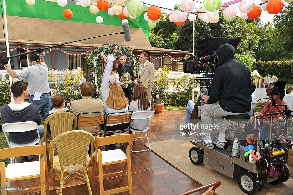 THE MIDDLE - 'The Wedding' - Frankie and Mike are surprised to receive an invitation to Mike's brother Rusty's (Norm Macdonald) fast approaching wedding. But their surprise turns to panic when they discover that he has listed the Heck house as the site of the ceremony. Meanwhile, Axl and his friends decide to become their own bosses and set out to form their own company to garner summer jobs, and Brick is upset with Mike when he finally accepts an invitation to a fellow student's party but is not allowed to go because it falls on the same day as the wedding, on the Season Finale of 'The Middle,' WEDNESDAY, MAY 23 (8:00-8:30 p.m., ET) on the ABC Television Network. MACDONALD