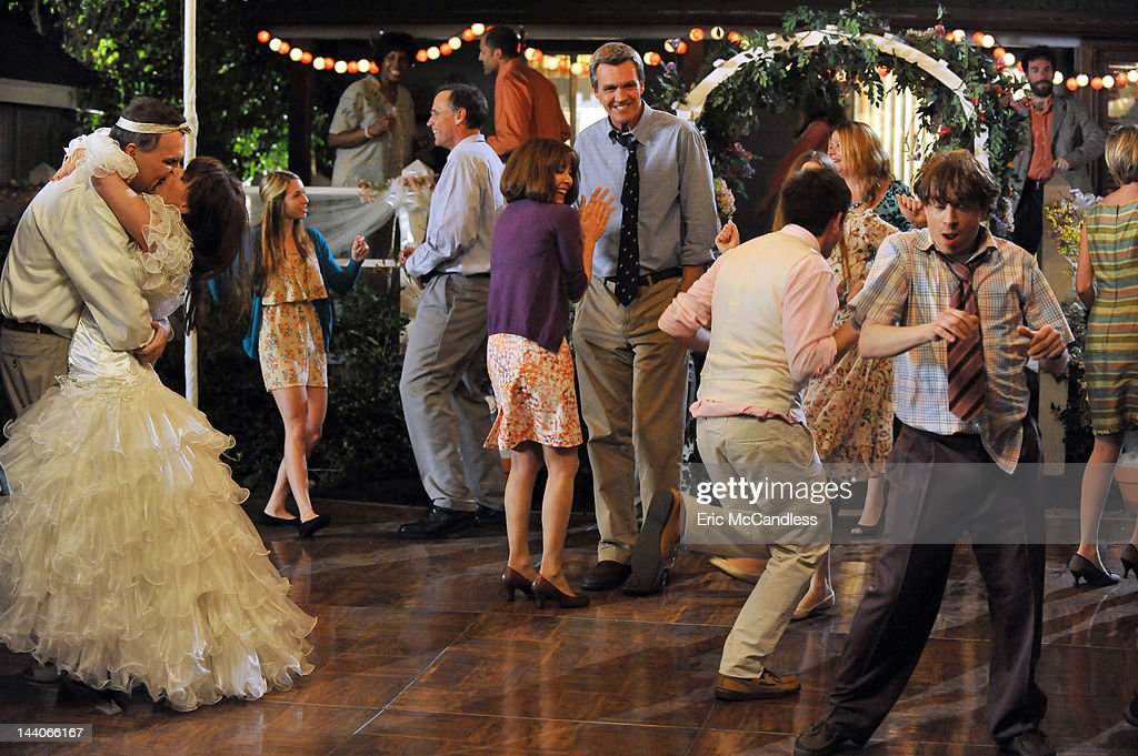 THE MIDDLE - 'The Wedding' - Frankie and Mike are surprised to receive an invitation to Mike's brother Rusty's (Norm Macdonald) fast approaching wedding. But their surprise turns to panic when they discover that he has listed the Heck house as the site of the ceremony. Meanwhile, Axl and his friends decide to become their own bosses and set out to form their own company to garner summer jobs, and Brick is upset with Mike when he finally accepts an invitation to a fellow student's party but is not allowed to go because it falls on the same day as the wedding, on the Season Finale of 'The Middle,' WEDNESDAY, MAY 23 (8:00-8:30 p.m., ET) on the ABC Television Network. KATTAN