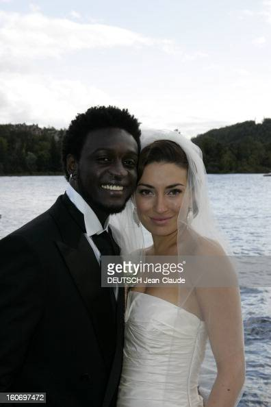 The Wedding Of Corneille In Canada Pictures Getty Images