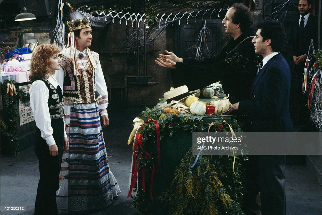 TAXI - 'The Wedding of Latka and Simka' which aired on March 25, 1982. (Photo by ABC Photo Archives/ABC via Getty Images) CAROL