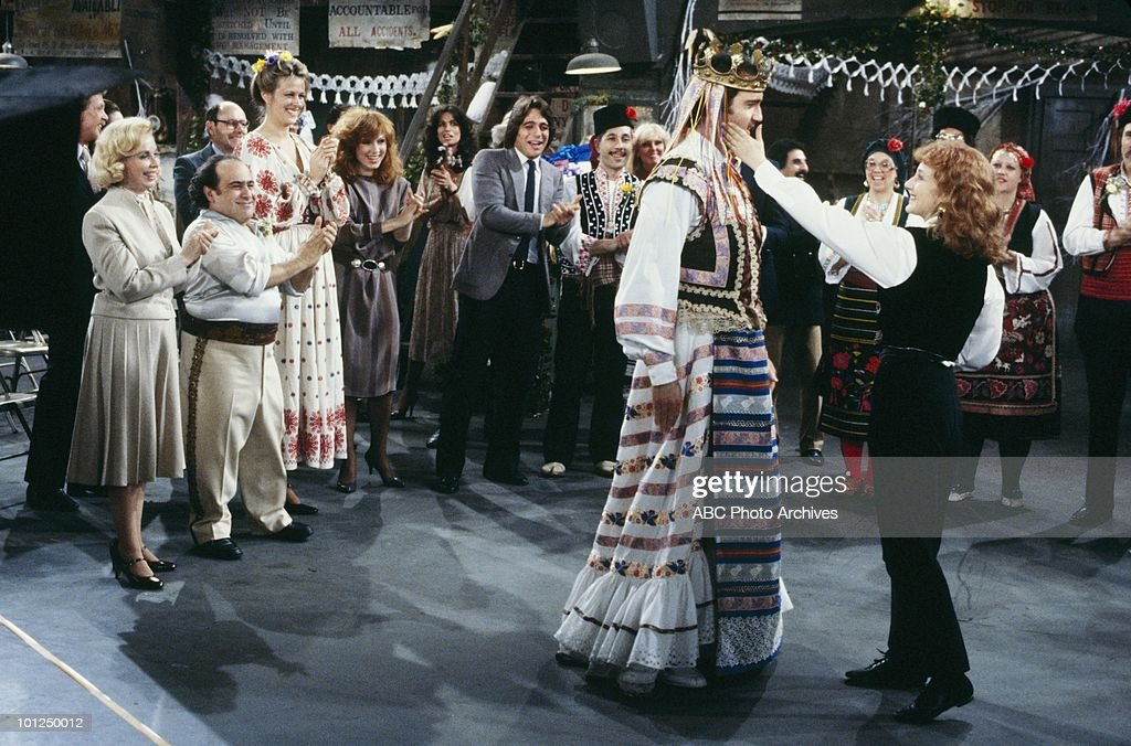TAXI - 'The Wedding of Latka and Simka' which aired on March 25, 1982. (Photo by ABC Photo Archives/ABC via Getty Images) DR. JOYCE
