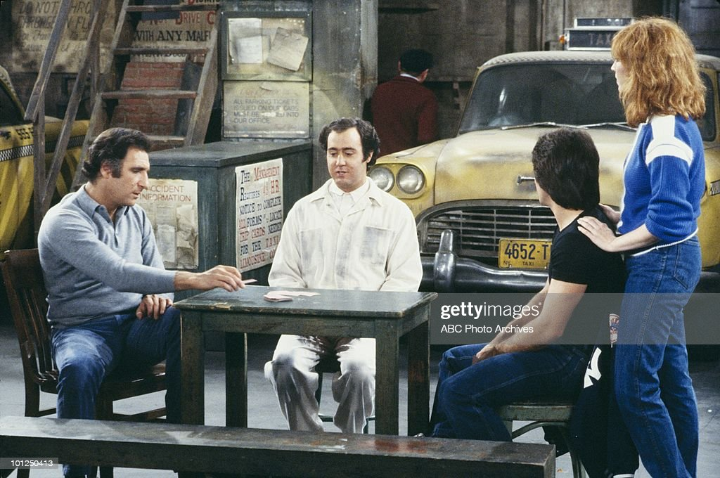 TAXI - 'The Wedding of Latka and Simka' which aired on March 25, 1982. (Photo by ABC Photo Archives/ABC via Getty Images) JUDD