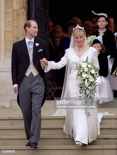 The Wedding Of Prince Edward And Sophie Rhysjones