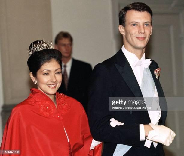 The Wedding Of Prince Joachim Princess Alexandra Of Denmark