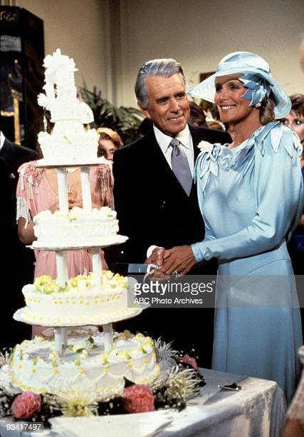 DYNASTY 'The Wedding' Season Four 12/28/83 Blake and Krystle exchanged vows