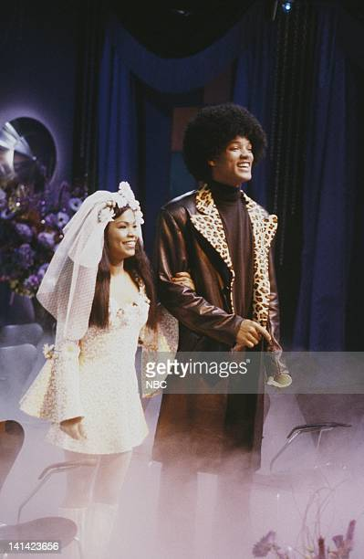 AIR 'The Wedding Show ' Episode 18 Air Date Pictured Nia Long as Lisa Wilkes Will Smith as William 'Will' Smith Photo by Paul Drinkwater/NBCU Photo...