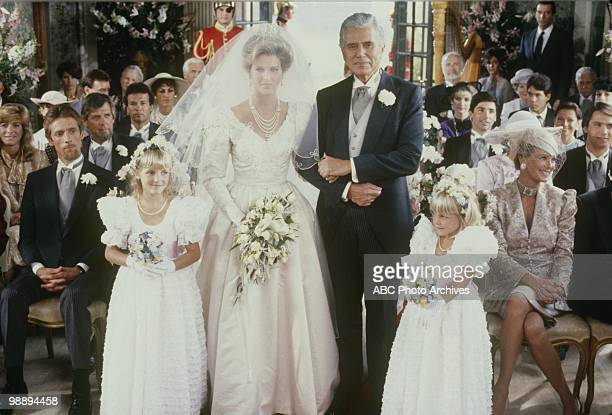 DYNASTY 'The Wedding' which aired on May 15 1985 CATHERINE