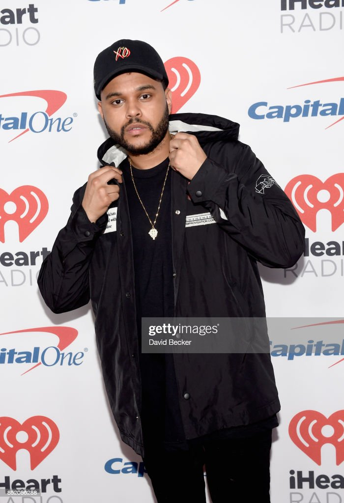 The Weeknd attends the 2017 iHeartRadio Music Festival at T-Mobile Arena on September 22, 2017 in Las Vegas, Nevada.