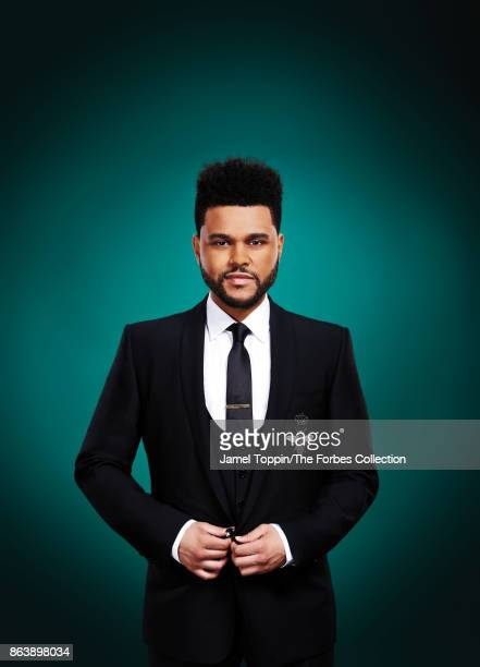 The Weeknd is photographed for Forbes Magazine on June 2 2017 at the Mohegan Sun in Uncasville Connecticut COVER IMAGE CREDIT MUST READ Jamel...