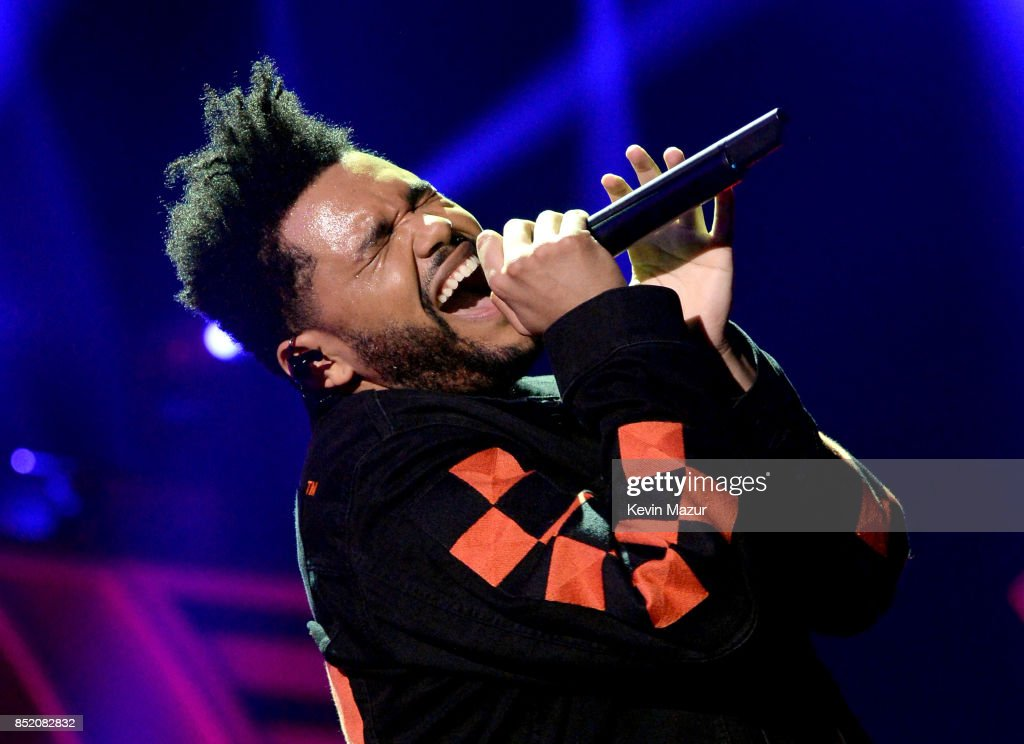 The Weeknd is the third most streamed artist globally.