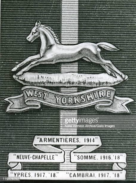 The West Yorkshire Regiment