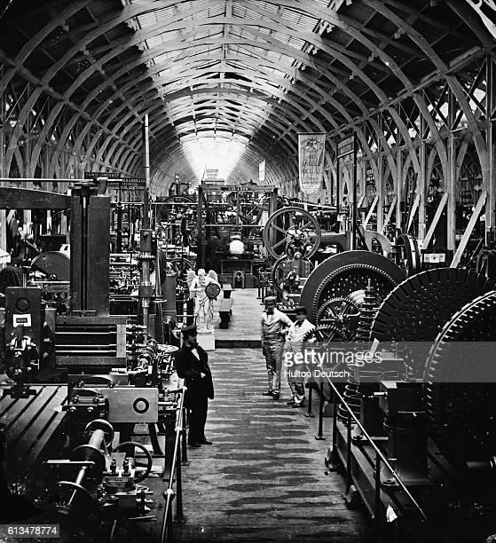 The western annexe machinery International Exhibition 1862