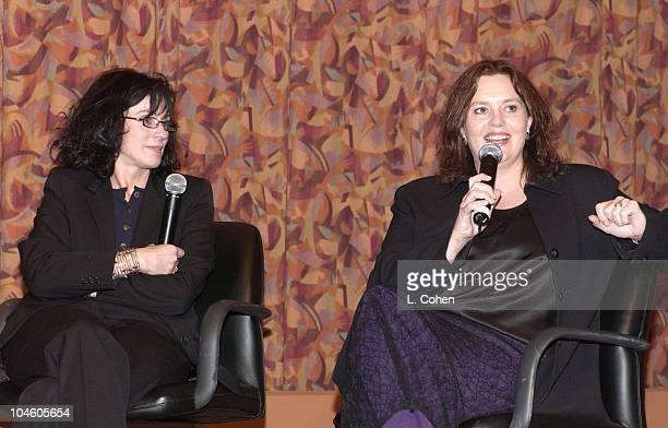 The WGA hosts a screening and Q A with writers Fran Walsh and Philippa Boyens Oscar nominees for 'The Lord of the Rings'