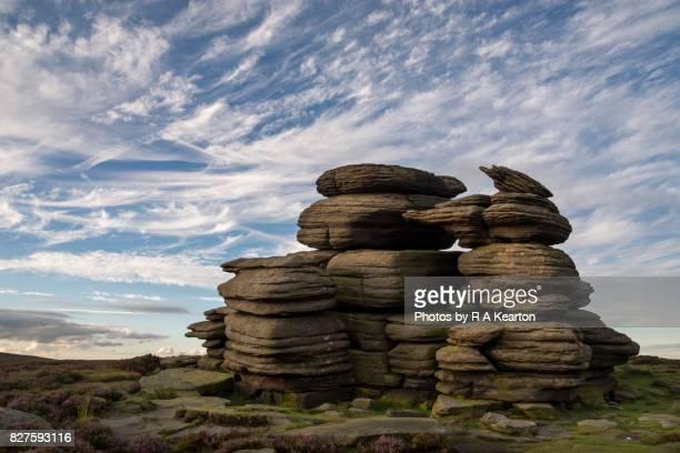 The Wheel Stones, Peak District, Derbyshire