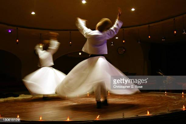 The 'Whirling Dervishes'