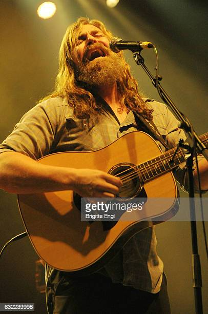The White Buffalo Perform At The O2 Shepherd's Bush Empire on January 20 2017 in London United Kingdom