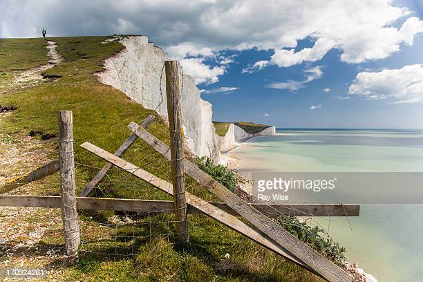 The White Cliffs of England
