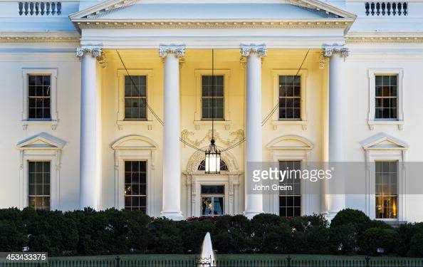 White house north portico stock photos and pictures for Presidents and their home states