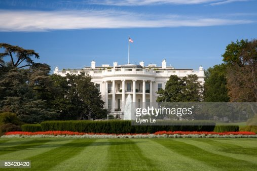 The White House : Bildbanksbilder