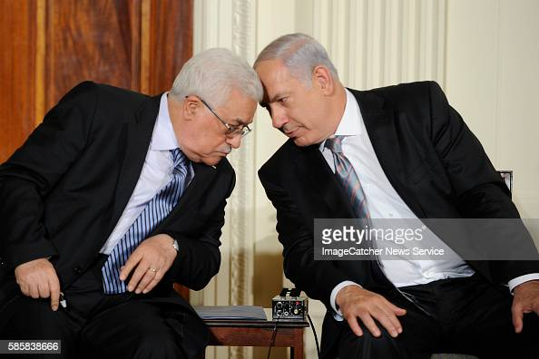 9/1/10 The White House Washington DC After a day of individual bilateral meetings with President Mahmoud Abbas of the Palestinian Authority Prime...