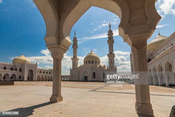 The White Mosque, Bolgar, Tatarstan, Russia