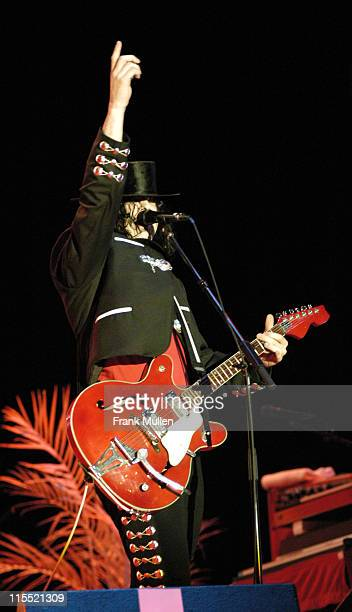 The White Stripes during 12th Annual Music Midtown Festival Day 1 at Midtown and Downtown Atlanta in Atlanta GA United States