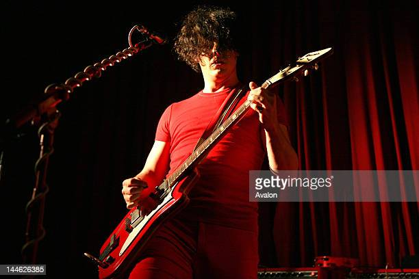 The White Stripes performing at secret intimate gig at The Rivoli Ballroom in London on the 12th June 2007 23501 /