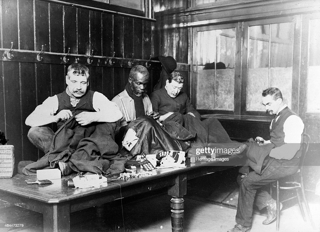 The Whitechapel Mission Tailors London c1910
