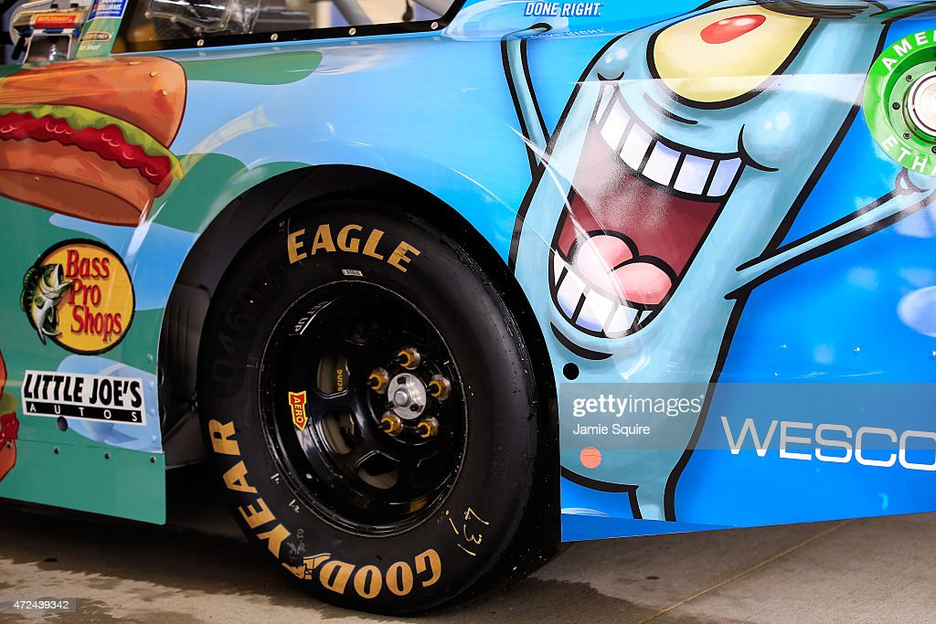 Kansas Speedway Day 1 Getty Images