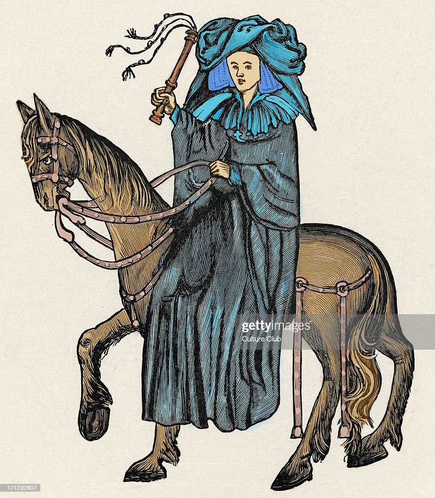the resemblances in the wife of baths prologue and the canterbury tales The prologue is the longest prologue in the canterbury tales,  tale holds little  resemblance to the themes articulated in the the wife of bath's.